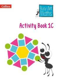 Link to an enlarged image of Year 1 Activity Book 1c (Busy Ant Maths) -- Paperback / softback