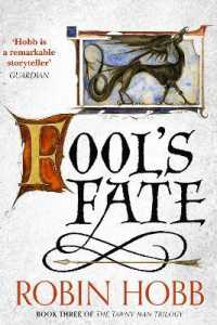 Link to an enlarged image of Fool's Fate (The Tawny Man Trilogy) -- Paperback / softback <3>