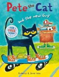 Link to an enlarged image of Pete the Cat and the New Guy