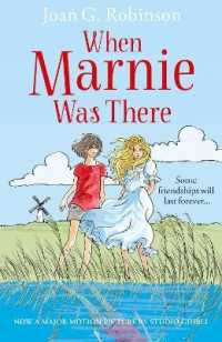 Link to an enlarged image of When Marnie Was There (Film tie-in)