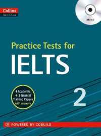 Link to an enlarged image of Practice Tests for IELTS 2 (Collins English for IELTS) (Collins English for IELTS)