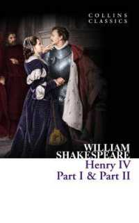 Link to an enlarged image of Henry Iv, Part I & Part II (Collins Classics) -- Paperback / softback