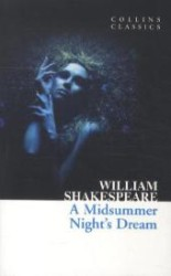 Link to an enlarged image of A Midsummer Night's Dream (Collins Classics) (Collins Classics)