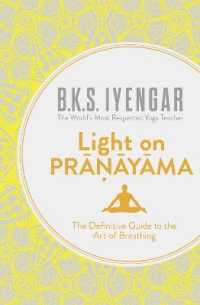 Link to an enlarged image of Light on Pranayama: The Definitive Guide to the Art of Breathing