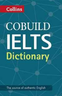 Link to an enlarged image of Cobuild Ielts Dictionary (Collins English for Ielts) -- Paperback / softback