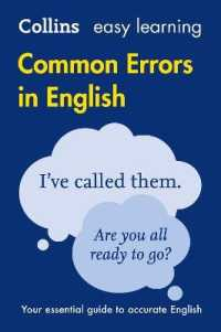 Link to an enlarged image of Common Errors in English : Your Essential Guide to Accurate English -- Paperback / softback (2 Revised)
