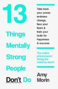 Link to an enlarged image of 13 Things Mentally Strong People Don't Do