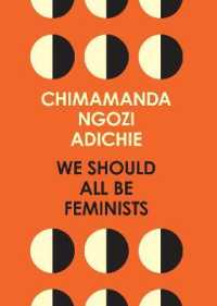 Link to an enlarged image of We Should All Be Feminists -- Paperback / softback