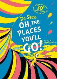 Link to an enlarged image of Oh the Places You'll Go! (Dr Seuss) -- Hardback (Deluxe Slipcased)