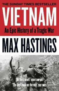 Link to an enlarged image of Vietnam : An Epic History of a Tragic War -- Paperback / softback