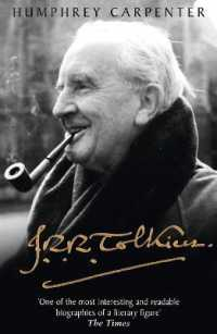 Link to an enlarged image of J. R. R. Tolkien : A Biography -- Paperback / softback