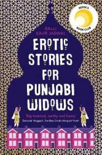 Link to an enlarged image of Erotic Stories for Punjabi Widows -- Paperback / softback