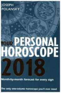 Link to an enlarged image of Your Personal Horoscope 2018