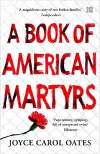 Link to an enlarged image of Book of American Martyrs -- Paperback / softback