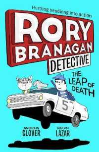 Link to an enlarged image of The Leap of Death (Rory Branagan (Detective), Book 5) (Rory Branagan (Detective)) <5>