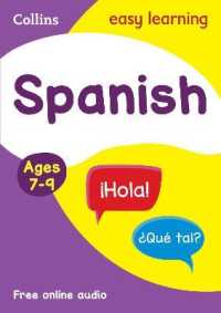 Link to an enlarged image of Spanish Ages 7-9 : Ideal for Home Learning (Collins Easy Learning Primary Languages) -- Paperback / softback