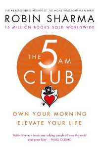 Link to an enlarged image of 5 Am Club : Own Your Morning. Elevate Your Life. -- Paperback / softback