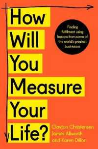 Link to an enlarged image of How Will You Measure Your Life?