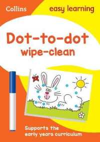 Link to an enlarged image of Dot-to-Dot Age 3-5 Wipe Clean Activity Book: Prepare for Preschool with easy home learning (Collins Easy Learning Preschool) (Collins Easy Learning Preschool)