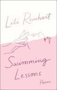 Link to an enlarged image of Swimming Lessons: Poems -- Paperback / softback