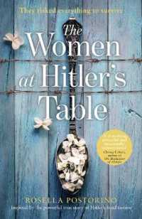 Link to an enlarged image of Women at Hitler's Table -- Hardback
