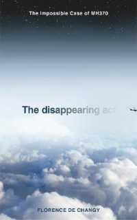 Link to an enlarged image of Disappearing Act -- Paperback (English Language Edition)