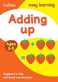 Link to an enlarged image of Adding Up Ages 3-5: Ideal for home learning (Collins Easy Learning Preschool) (Collins Easy Learning Preschool)