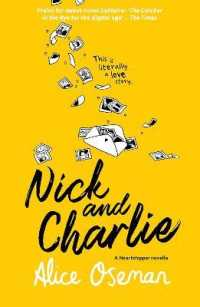 Link to an enlarged image of Nick and Charlie (A Solitaire novella) (A Solitaire novella)