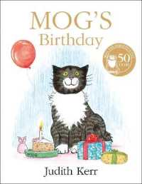 Link to an enlarged image of Mogs Birthday