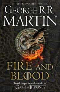 Link to an enlarged image of Fire and Blood : 300 Years before a Game of Thrones (A Targaryen History) (A Song of Ice and Fire) -- Paperback / softback