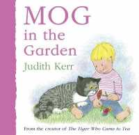 Link to an enlarged image of Mog in the Garden (BRDBK)