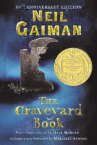 Link to an enlarged image of The Graveyard Book (Reprint)