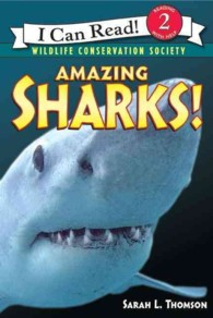 Link to an enlarged image of Amazing Sharks! (I Can Read. Level 2) (Reprint)