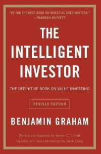 Link to an enlarged image of The Intelligent Investor : A Book of Practical Counsel (Revised Subsequent)