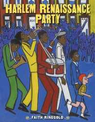 Link to an enlarged image of Harlem Renaissance Party