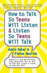 Link to an enlarged image of How to Talk So Teens Will Listen & Listen So Teens Will Talk (Reprint)