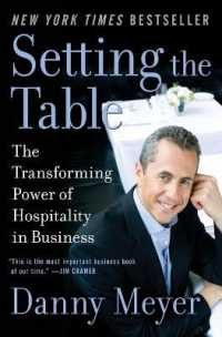Link to an enlarged image of Setting the Table : The Transforming Power of Hospitality in Business (Reprint)