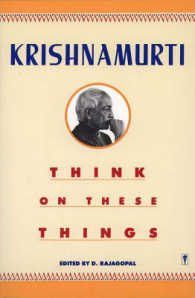 Link to an enlarged image of Think on These Things (Reprint)