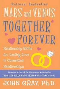 Link to an enlarged image of Mars and Venus Together Forever : Relationship Skills for Lasting Love (Revised Subsequent)