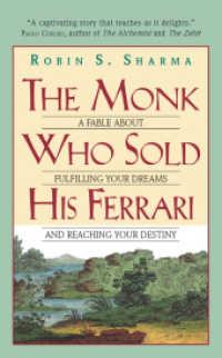 Monk Who Sold His Ferrari 9780061125898