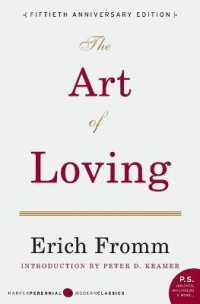 Link to an enlarged image of The Art of Loving (15th Anniversary)