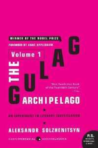 Link to an enlarged image of The Gulag Archipelago, 1918-1956 (Perennial Classics) <1> (Reissue)
