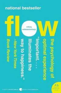Link to an enlarged image of Flow : The Psychology of Optimal Experience (Harper Perennial Modern Classics)