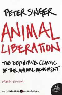 Link to an enlarged image of Animal Liberation : The Definitive Classic of the Animal Rights Movement (Reissue)