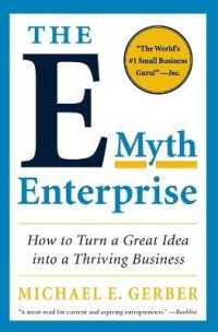 Link to an enlarged image of The E-Myth Enterprise : How to Turn a Great Idea into a Thriving Business