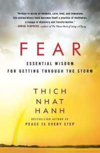 Link to an enlarged image of Fear : Essential Wisdom for Getting through the Storm (Reprint)
