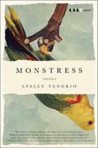 Link to an enlarged image of Monstress : Stories (Original)