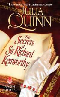Link to an enlarged image of The Secrets of Sir Richard Kenworthy