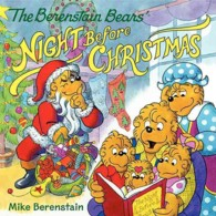 Link to an enlarged image of The Berenstain Bears' Night before Christmas (Berenstain Bears)