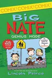 Link to an enlarged image of Big Nate Genius Mode (Big Nate Comix) (Paperback + PSTR R)